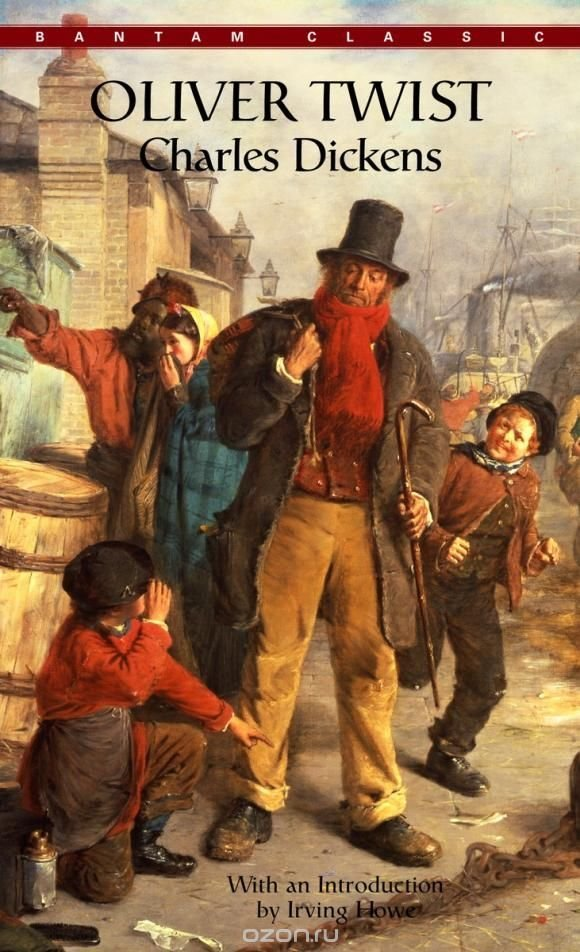 a literary review of oliver twist by charles dickens