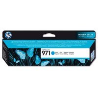 HP 971 Officejet, Голубой CN622AE