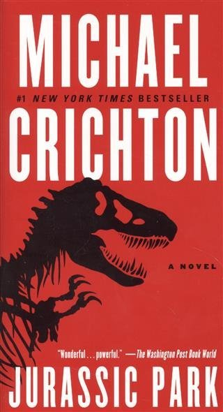 a plot overview of michael crichtons novel jurassic park