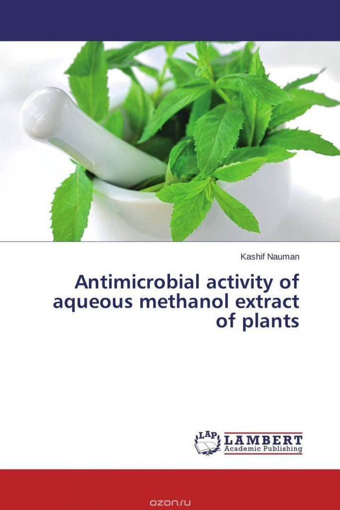 antimicrobial activity of plants thesis