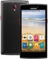 Philips S337 Black/Red