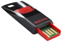 SanDisk Cruzer Edge Black/Red
