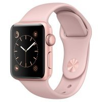Apple Watch S1 Sport 38mm R.Gold Al/PinkSand(MNNH2RU/A)