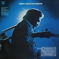 Johnny Cash AT SAN QUENTIN (180 Gram)