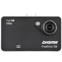 Digma FreeDrive 106 Black